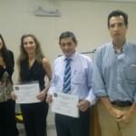 Entrega de Certificados a nuevos socios