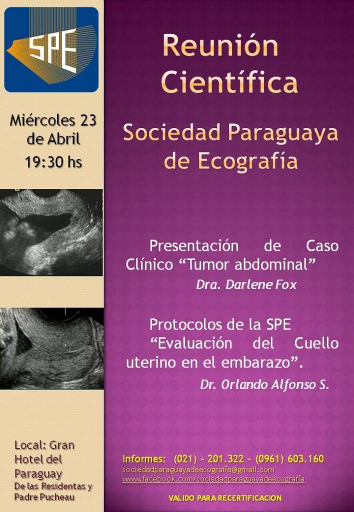 Afiche Abril 2014